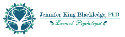 Jennifer King Blackledge, PhD., Licensed Psychologist